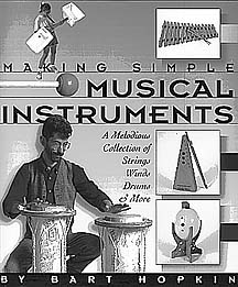 Hopkin Making Simple Musical Inst. Book Cover